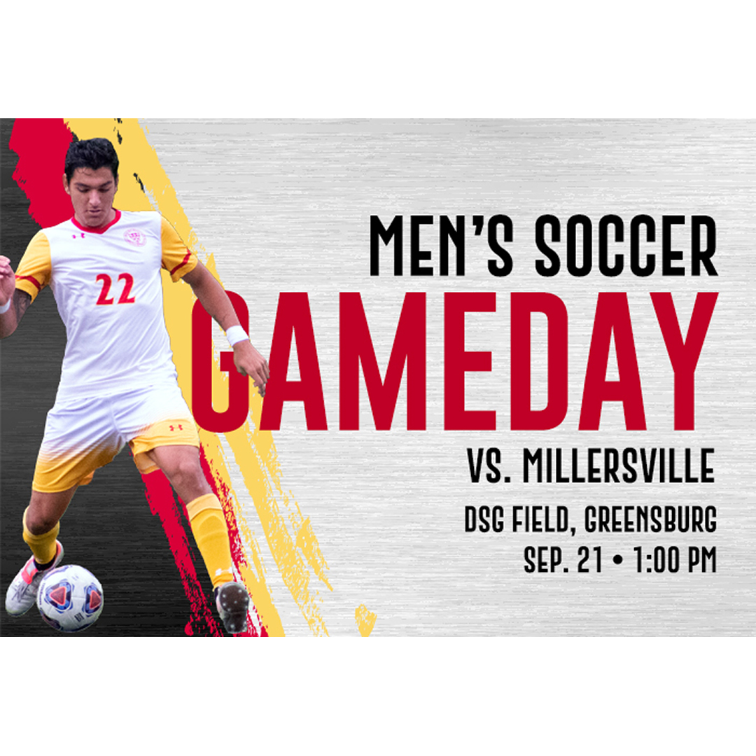 Men's Soccer Gameday
