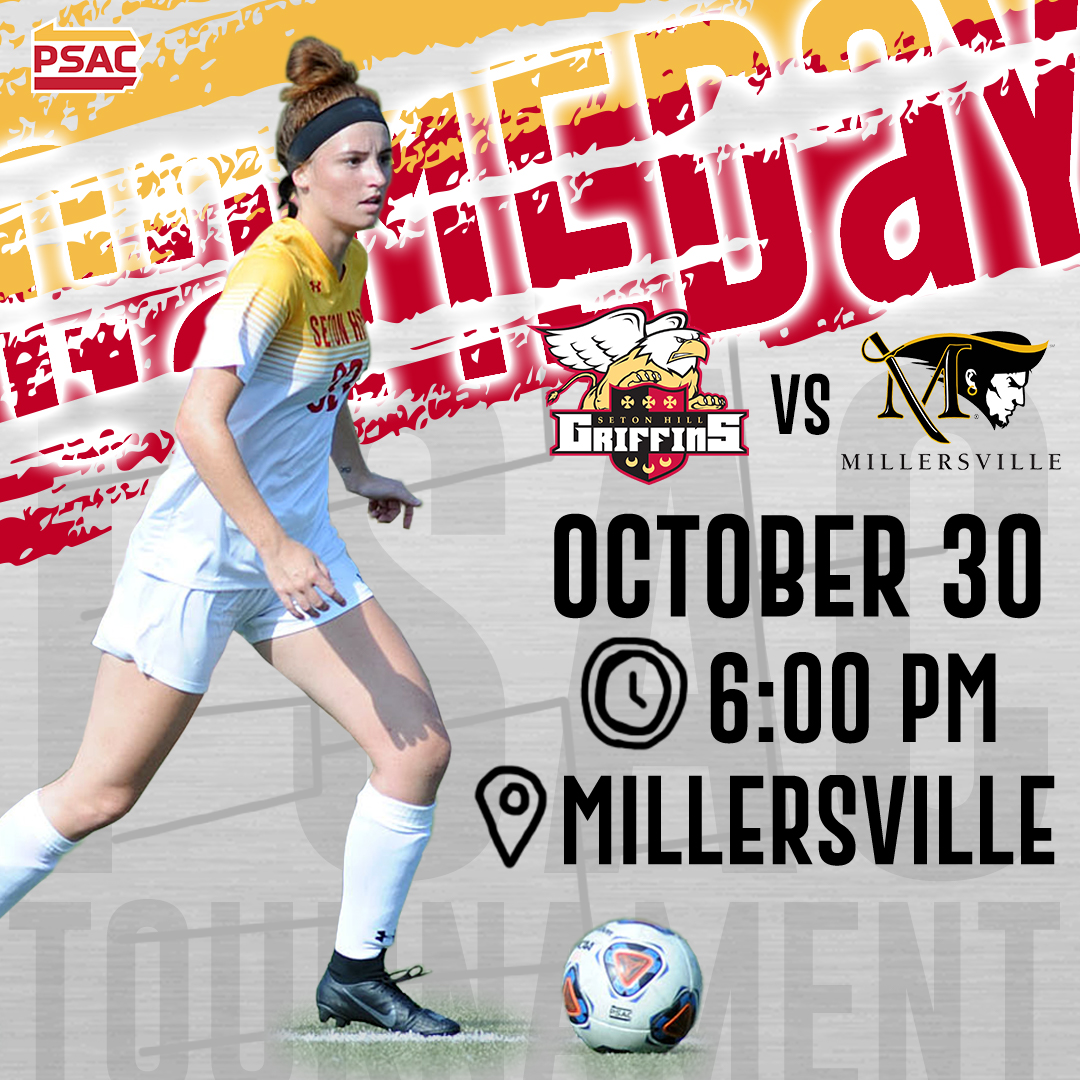 Women's Soccer Gameday PSAC Tournament